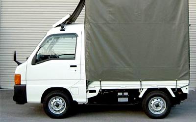 箱田運送のイメージ