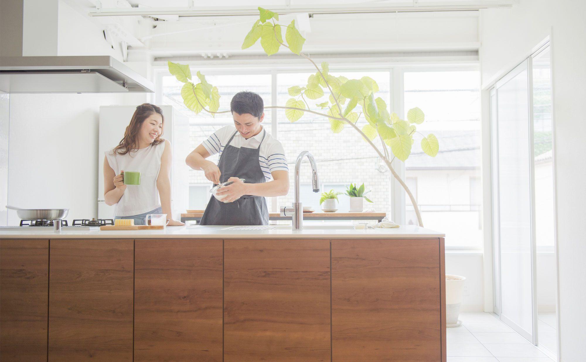 働くカップル必見!東京で同棲するカップルにおすすめのお部屋選びとエリア