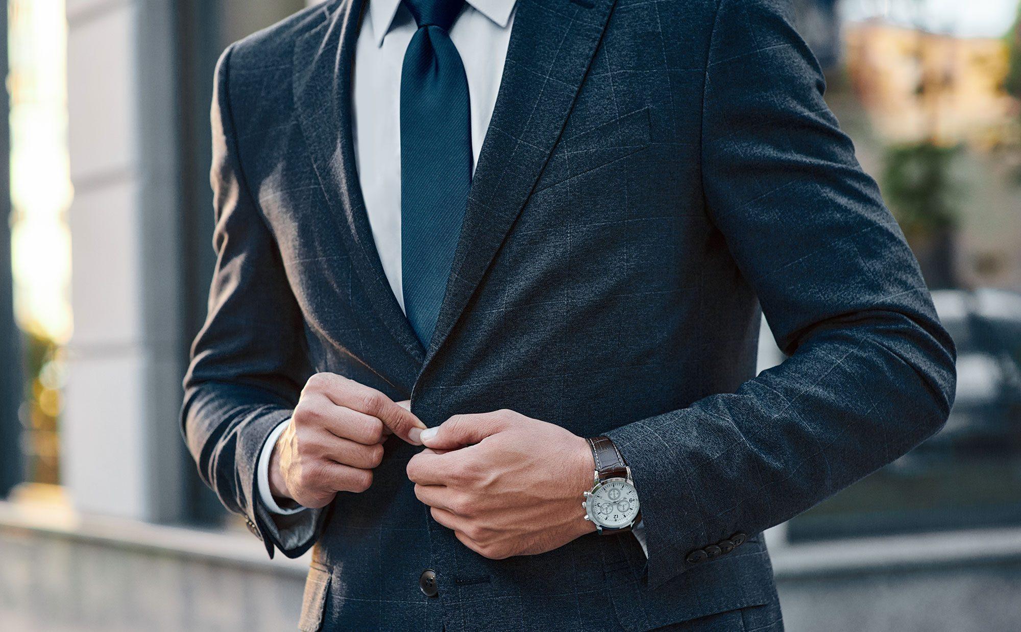 bd36a27ee797e9 大人スーツの着こなし術 おしゃれなビジネスマンの暮らし【暮らし方から物件探し | HOME'S】