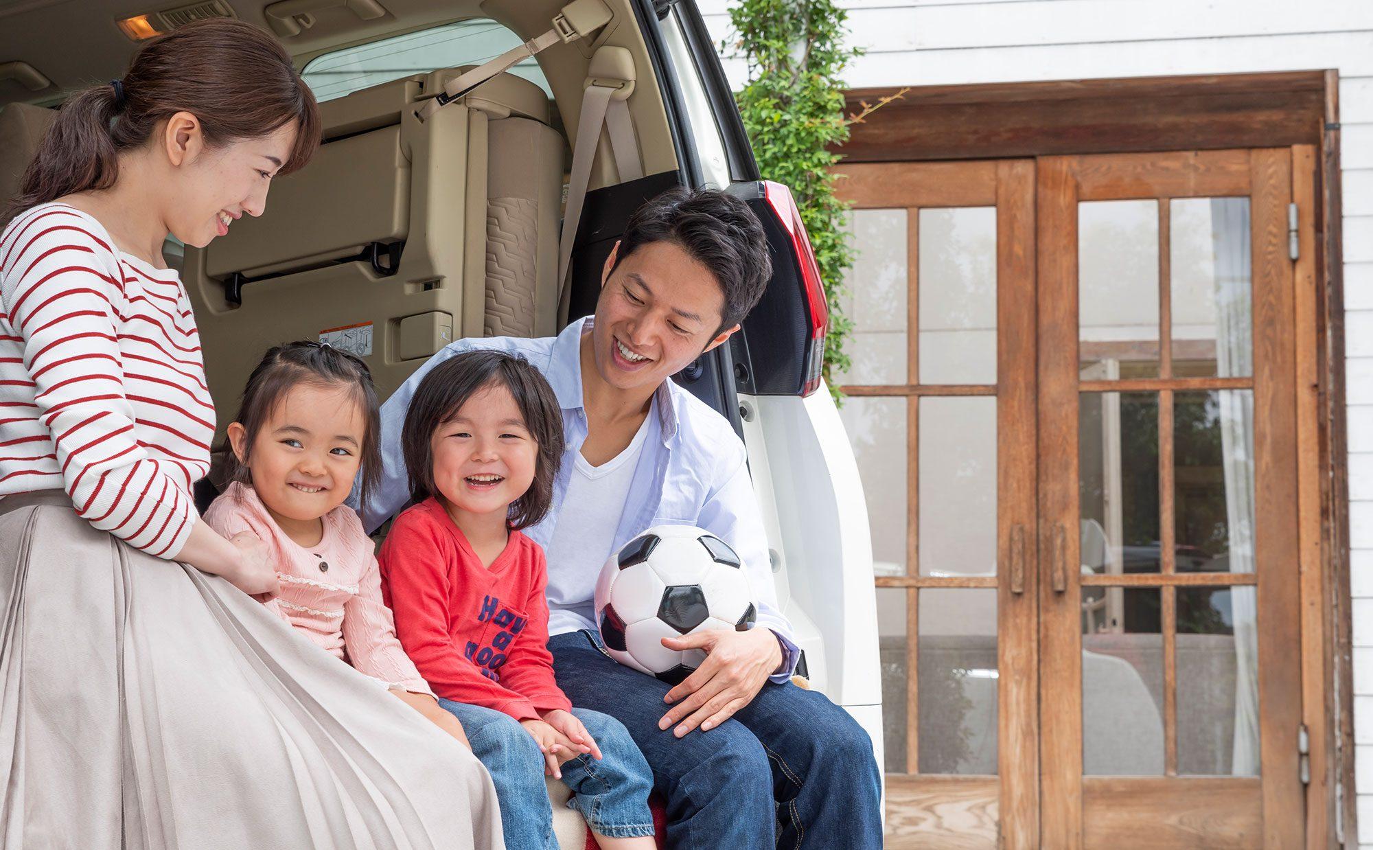 人気エリアでも家賃が安い! 大阪ファミリーにおすすめ厳選5エリア