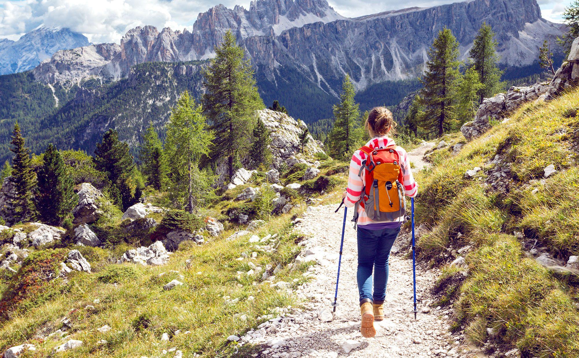 近場でハイキングに行こう! 美味しい空気で最高のデトックスを