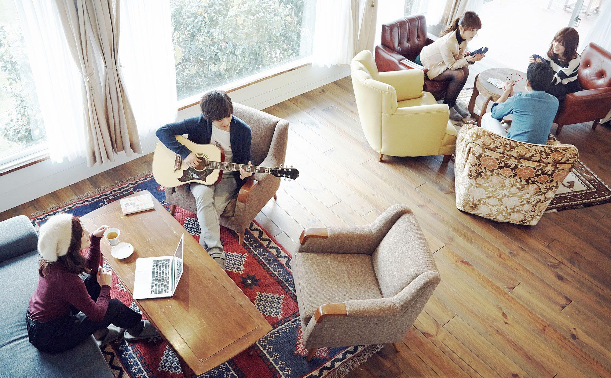 人の価値観に触れる。大都会の渋谷でシェアハウス暮らし