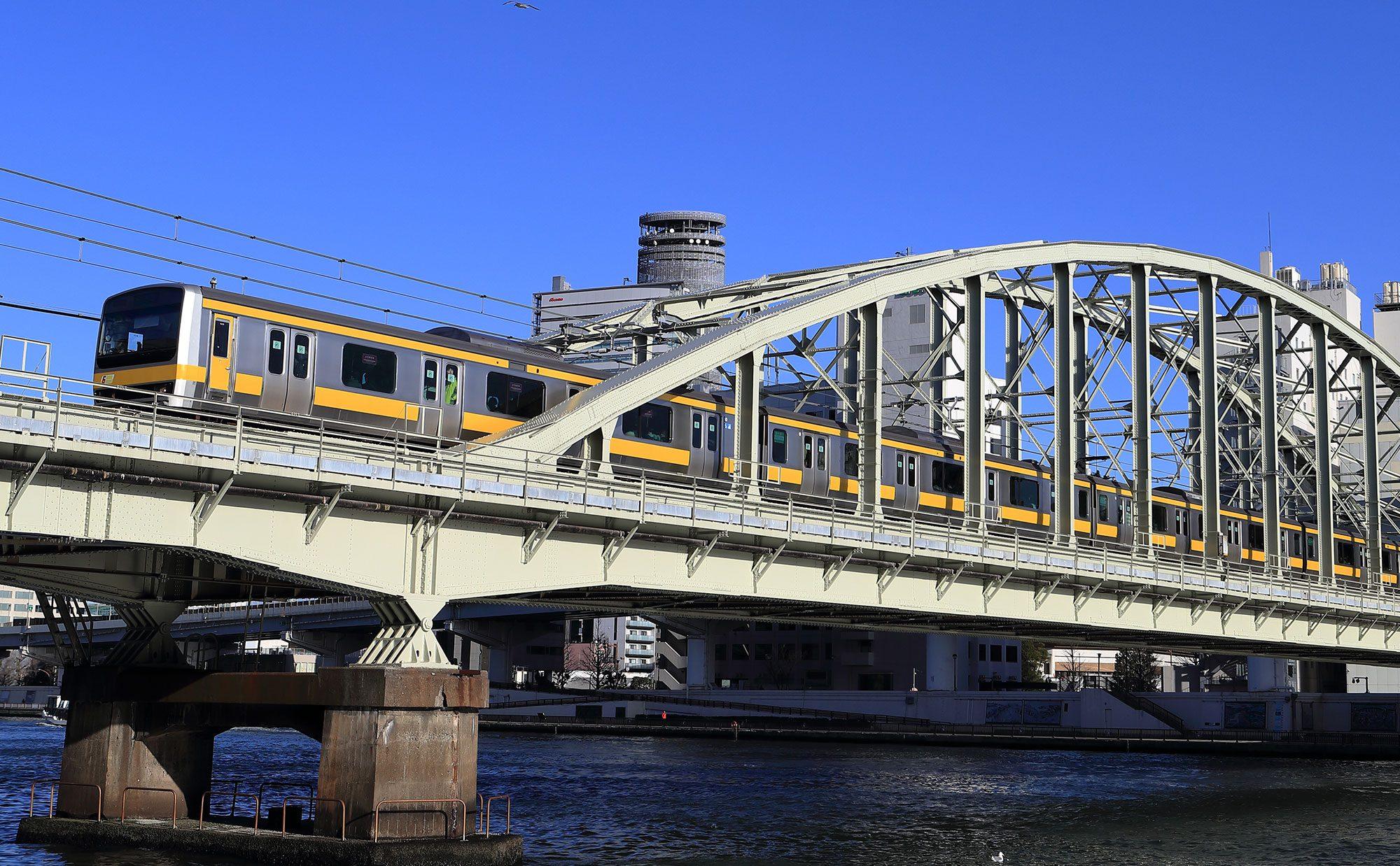 【人気駅ランキングベスト7】総武線沿線で住みたい街は?