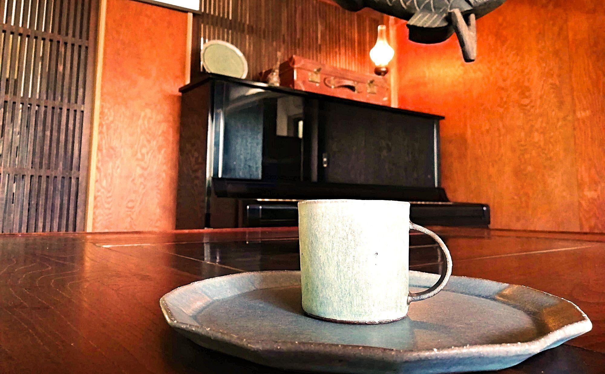 古民家カフェ風の家に住む ゆったりあたたかな暮らし