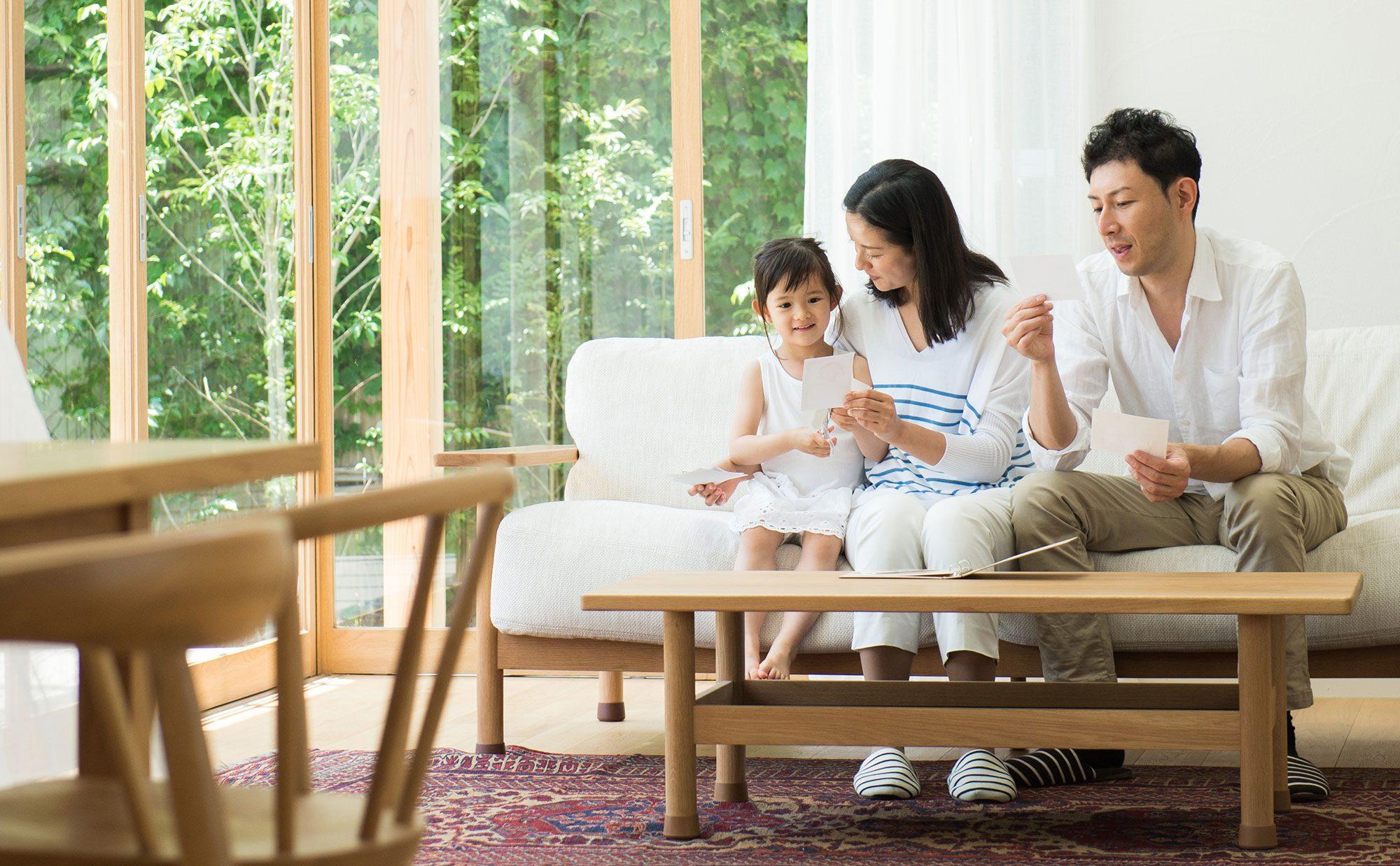 子どもと過ごすリビング。大人にも快適な空間の作り方【暮らし方から物件探し | HOME'S】