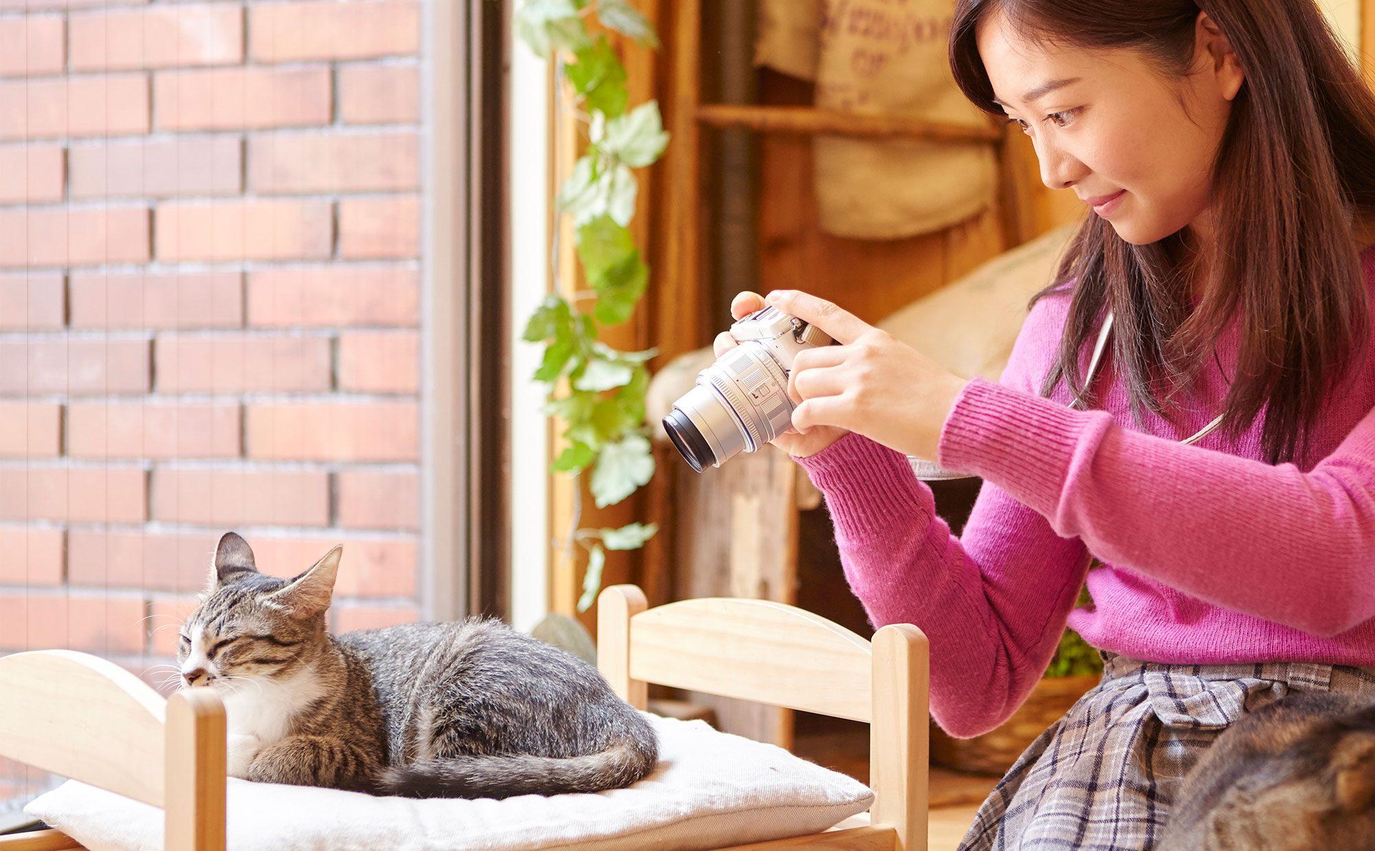 動物カフェに通う 猫カフェだけじゃない進化系アニマルカフェも!