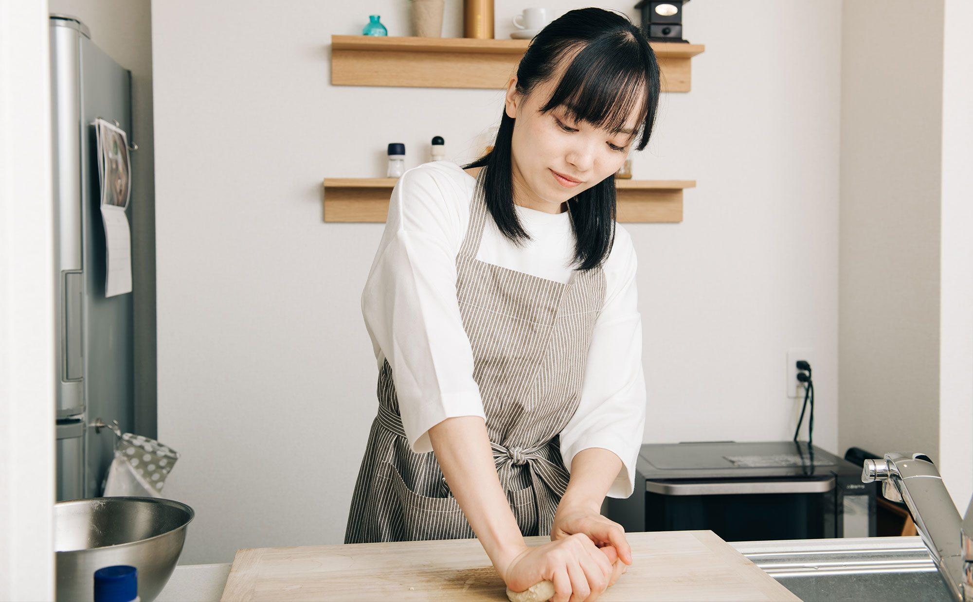 忙しいママに最適!パン作りを趣味にして、家事も趣味も一石二鳥