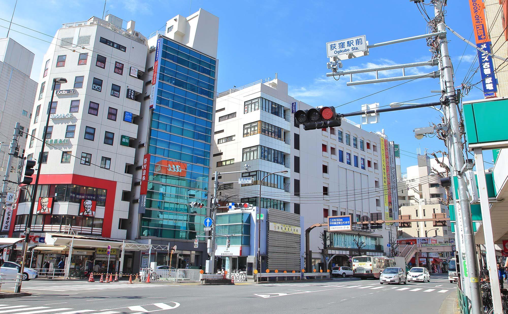 2019年住みたい街ランキング6位!「荻窪」は都心勤めの人に人気の街