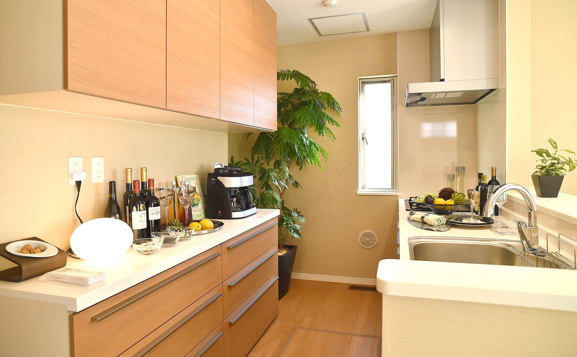 自分にぴったりのキッチンレイアウトはどれ? 料理がしやすい空間づくり