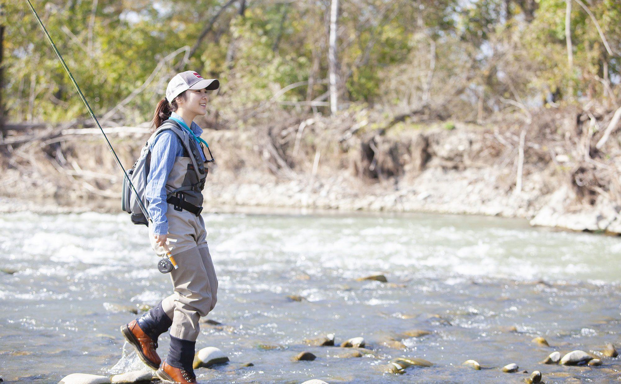 ルアー 渓流 釣り