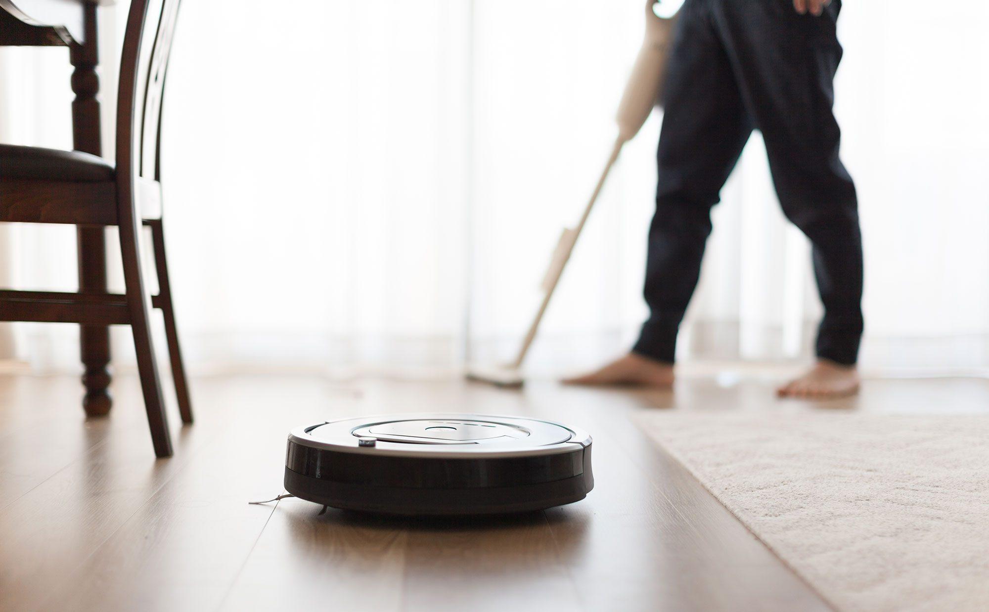 忙しい毎日にさようなら。家事ロボットでスマートな家事時短生活