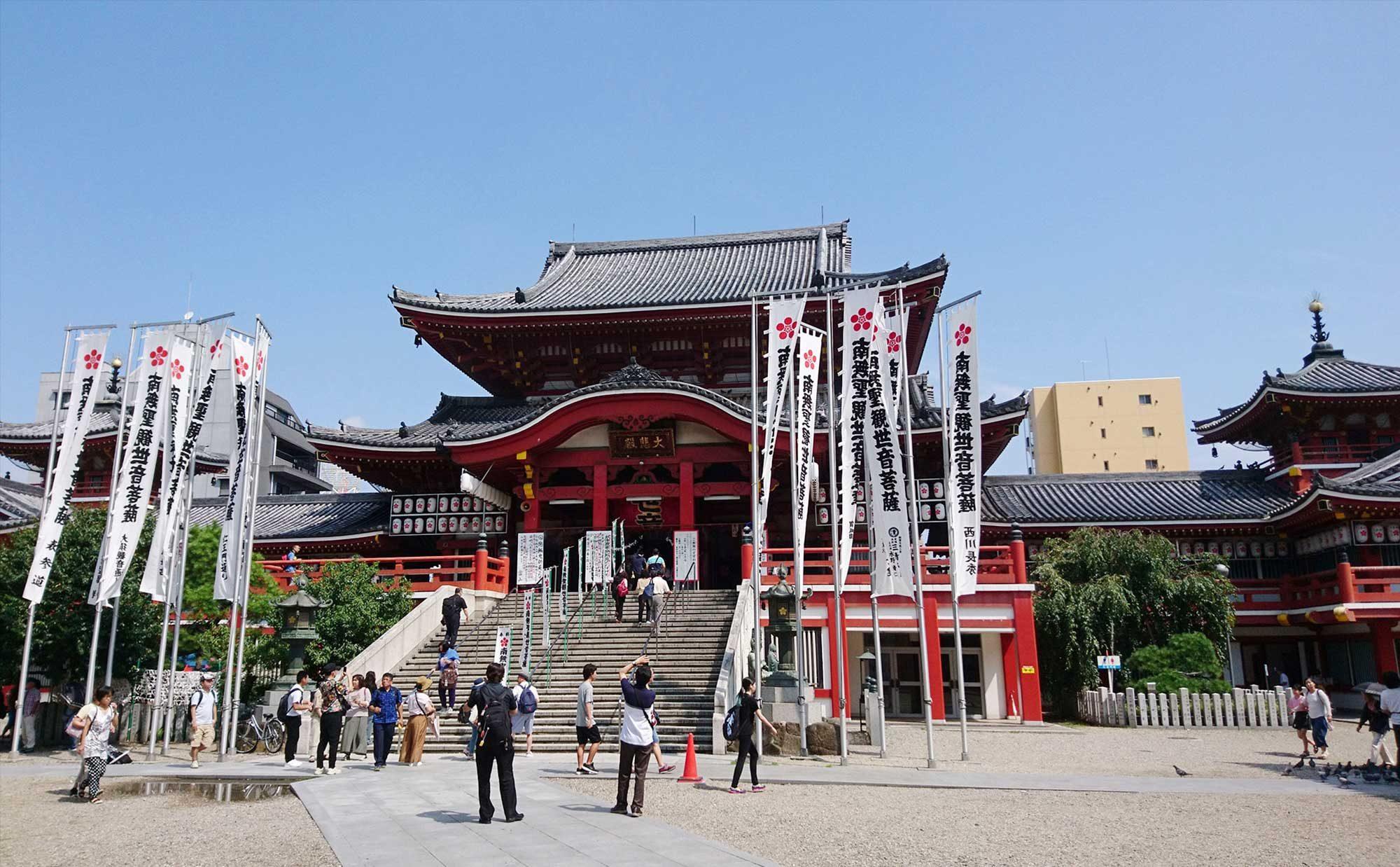 名古屋に住むなら大須商店街! 何でもそろう便利で快適な住み心地