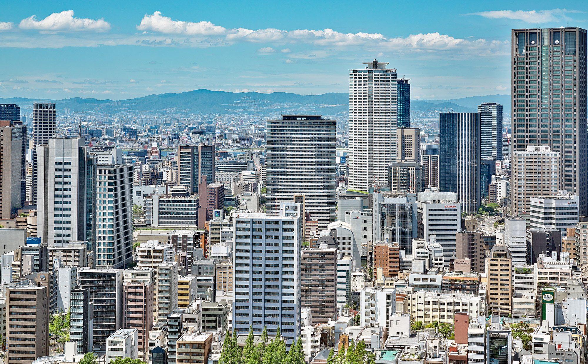 一人暮らしからファミリーまで ずっと住みたいと思える大阪市西区エリア