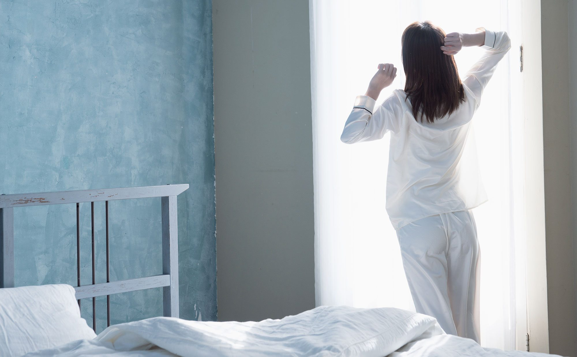スッキリ目覚めるには朝日が大切。生活リズムと免疫機能を整えよう