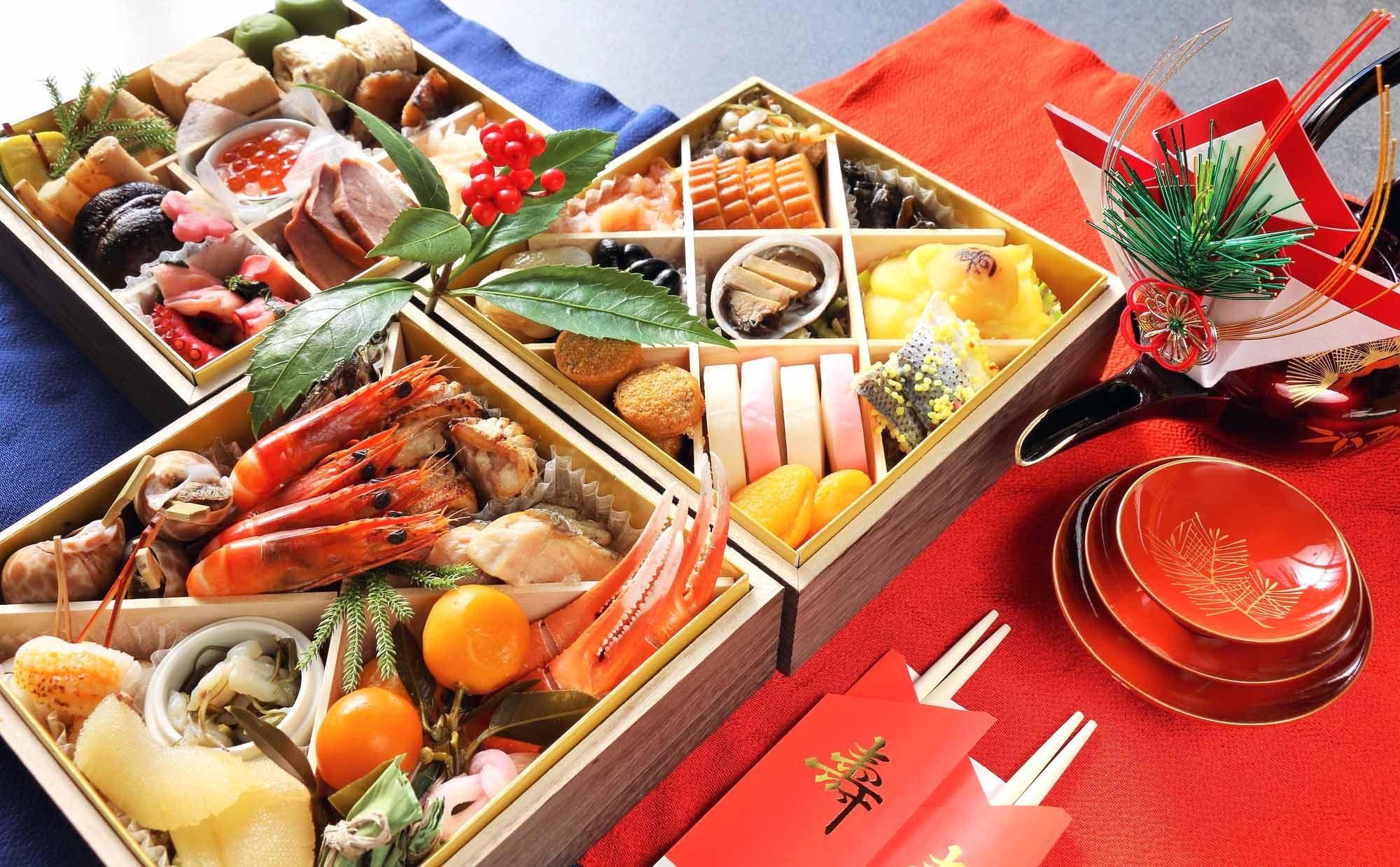 長野の手作りおせちで食卓を囲む、わが家のほっこりお正月
