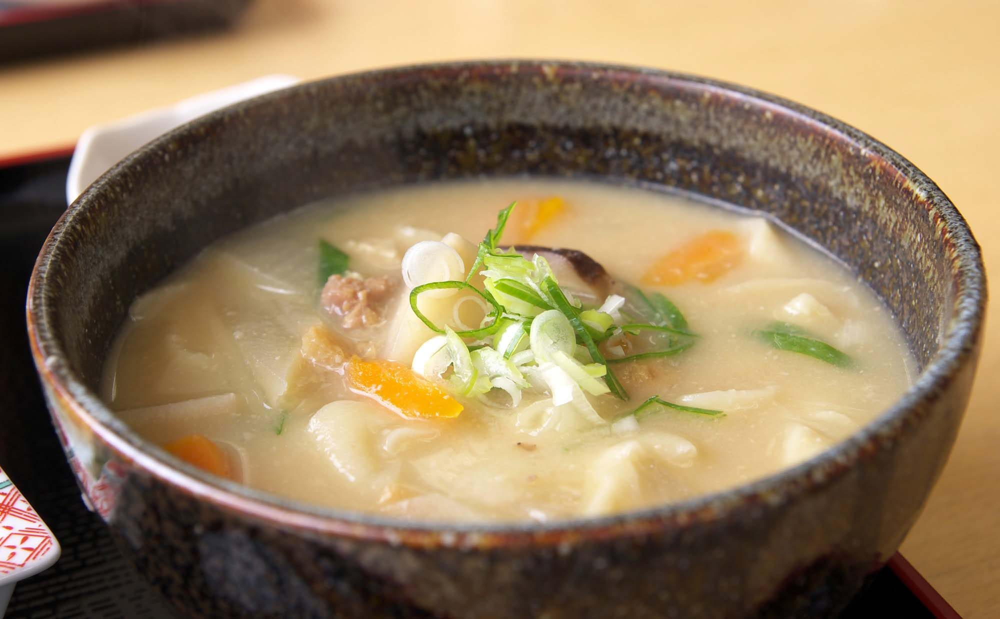 熊本の郷土料理「だご汁」って知ってる? だご汁定食でホッと温まろう