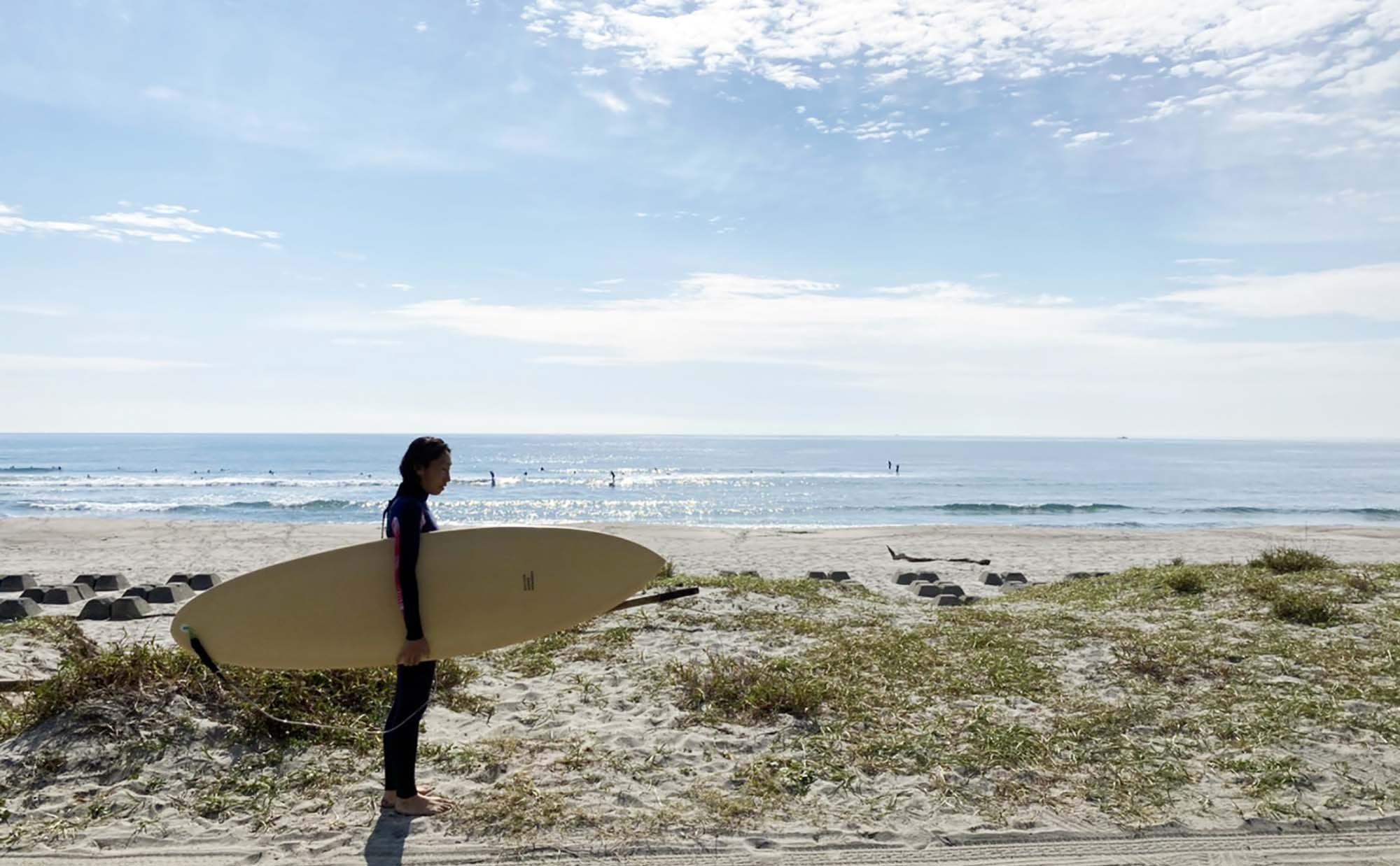 私が愛知県で暮らすワケ。海がすぐそこにある、理想のサーフィンライフ