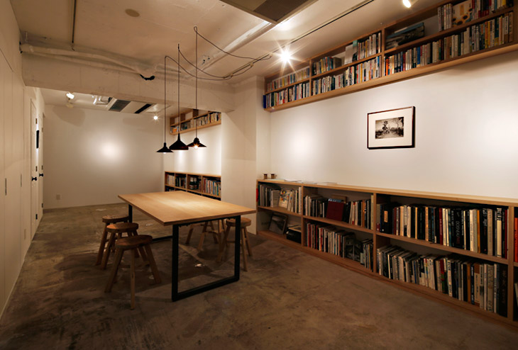 APART Gallery&Library|エム・デザイン|リライフプラス連載|リノベーションお役立ち情報|HOME'S/ホームズ