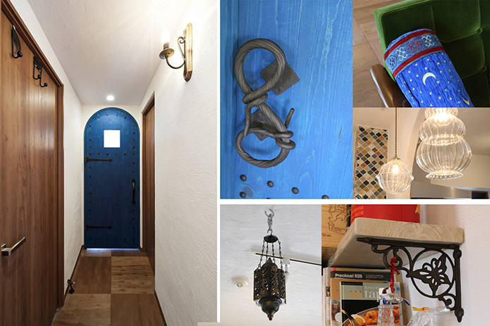 【リノベ暮らしな人々】Vol.52 地中海リゾートの雰囲気が漂う、漆喰塗り壁の住まい