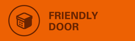 FRIENDLY DOOR
